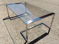 Mesa de diseño en metalistería y metalista aceros rago