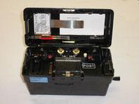 Headset zum OB / ZB Feldfernsprecher der Fa. Lorenz AG Stuttgart - SEL