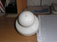 Porzelland Isolator Fa. Rosenthal Selb