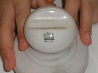 Porzellan Isolator Fa. Rosenthal Selb