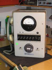 T&N Telefon Prüfschrank