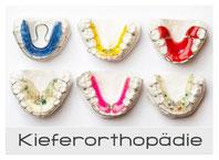 Kieferorthopädie für Kinder, Jugendliche und Erwachsene in der Zahnarztpraxis Thurner Dachau (© 21051968 - Fotolia.com)