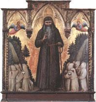 Saint Rainier et les disciplinati- Pise Museo civico