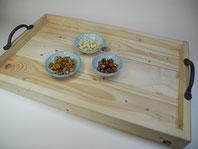 --BANDEJA-- Tablett aus Palettenholz