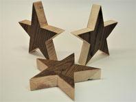 Palettenholz sterne