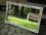 Spiegel aus Treibholz/ Altholz
