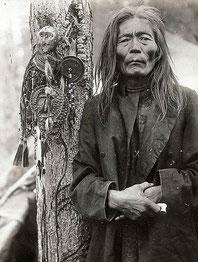 Sibirischer Schamane, Bild flickr User sdemory