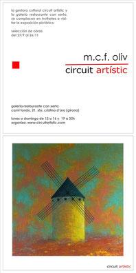 Exposición individual en Barcelona