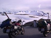 der höchste Pass in Norwegen