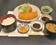 茶美豚みそかつ膳  1,080円
