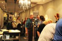 Kochkurs im Hotel & Restaurant Eggers / Beisammen