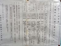 東駒形三丁目町会・行事日程