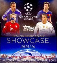 2014-15 - Adrenalyn XL champions League - Couverture