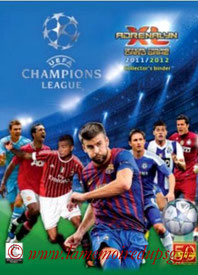 2014-15 - Adrenalyn XL champions League - Couverture