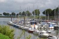 Saint Valéry sur Somme, le port médiéval de la baie de somme