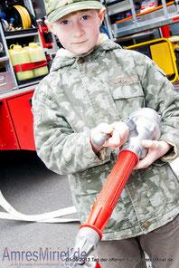 Tag der offenen Tür Freiwillige Feuerwehr Sömmerda