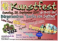 28.09.2013 Kunstfest im B27