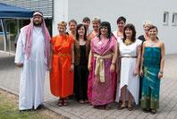 13.07.2013 Vom Pharaonen in das Heute...