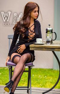 WM-Doll Pricilla in 172 cm B-Cup