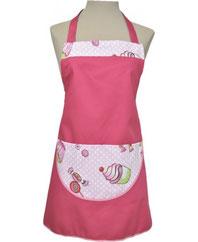 Schürze Cupcake Rosa für Mädchen günstig bestellen
