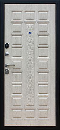 входная дверь агата 2, темный орех
