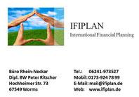 IFIPLAN Visitenkarte