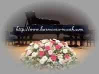 ピアノ発表会舞台裏