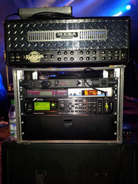 Tripple Rectifier (3 Channel) & Rack 2010