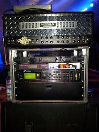Tripple Rectifier (3 Channel) & Rack 2010
