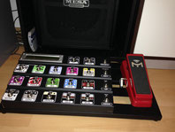 MFC 101 & Mission Expression pedal