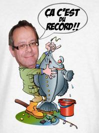 teeshirt humoristique pêche