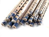 Les Flûtes Bansuris