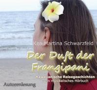 Hörbuch Cover Der Duft der Frangipani