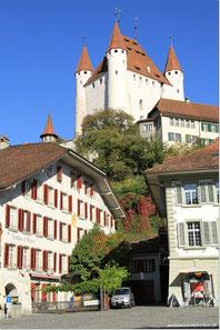 Thun - Steffisburg - Beatenberg - Habkern - Lombachalp - 20.10.10