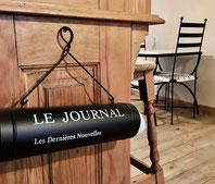 Cuisine chambres d'hôtes de ker holen à saint-lyphard