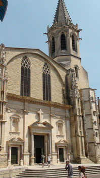 La cathédrale Saint Siffrein