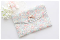 ママフラットポーチ(縫わない)