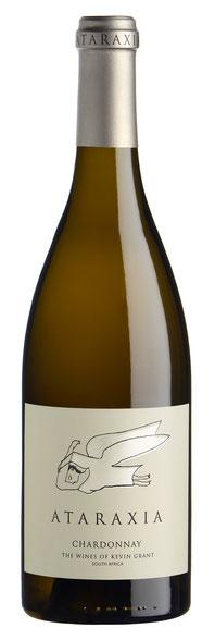 CHARDONNAY 2016 – Mineralisch Eindrucksvoll Der Ataraxia Chardonnay reifte zu 100% in speziell ausgewählten, kleinen französischen Eiche-Barriques, exklusiv bezogen von burgundischen Küfern. Das Resultat ist ein Chardonnay, dessen Herkunft die Neue Welt i