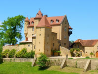 Castle of Arricau-Bordes (Vic-Bilh/Madiran)