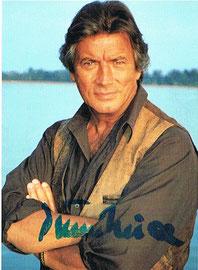 1988-1991 verkörperte Pierre Brice den WINNETOU