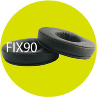 Fix90 Earpads (Phonon/Audio Technica)