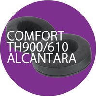 TH900/610 Alcantara Earpads