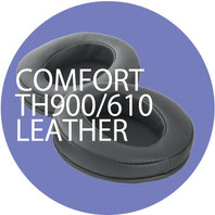 TH900/610 Leather Earpads
