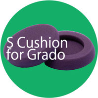 S Cushion by YAXI (for Grado SR60/80 )