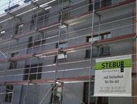 Fassadengerüste von STEBU aus Essen