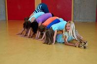 Yoga Kurs für  Kinder  in Friedrichshafen