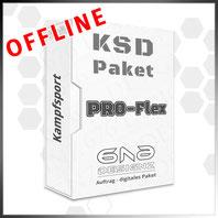Grafik zum Paket KSD Pro Flex Abonnement Vertrag