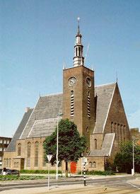 Kerk aan het Breeplein in Rotterdam
