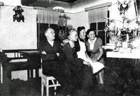 Zu Gast in der Stube des Schneiders (heute Kulturhaus)