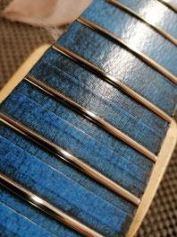 Frettes guitare